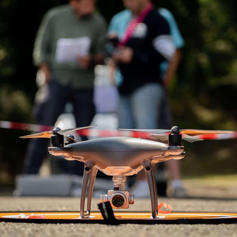 atterrissage drone