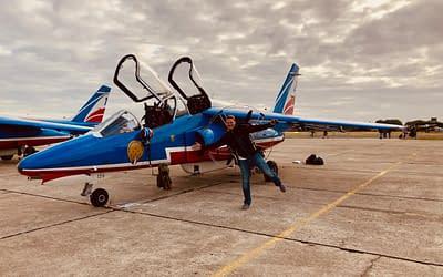 Meeting aérien Air Legend Paris-Villaroche