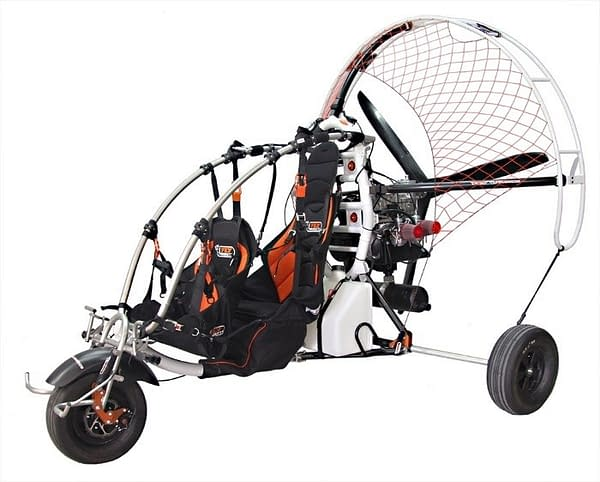 trike paramoteur eco2 light flyproduct